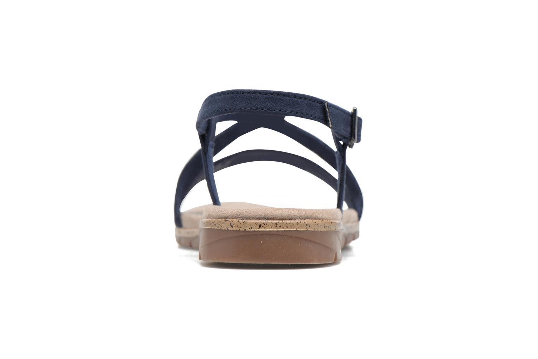 Sandales et nu-pieds Tamaris Mélisse Bleu vue droite