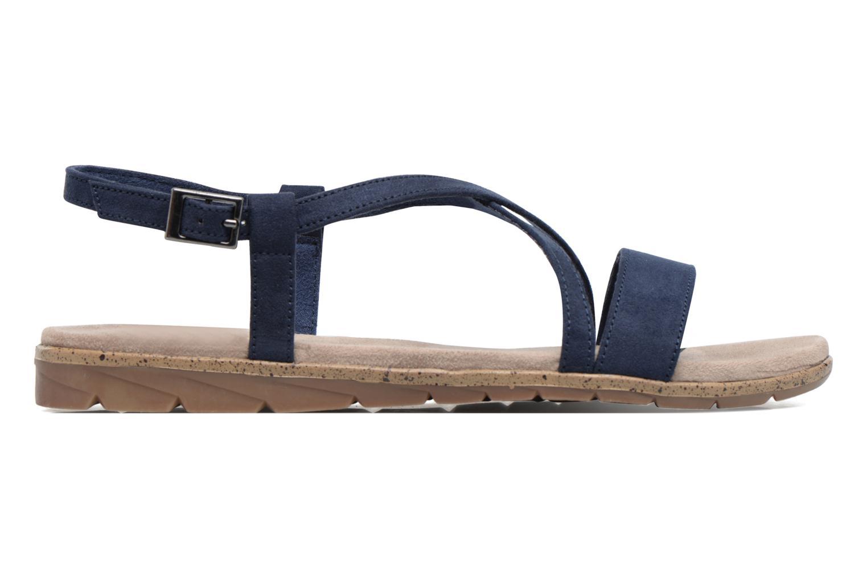 Sandales et nu-pieds Tamaris Mélisse Bleu vue derrière
