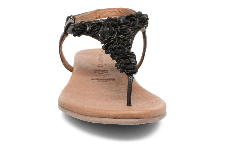 Sandales et nu-pieds Tamaris Sanve Noir vue portées chaussures