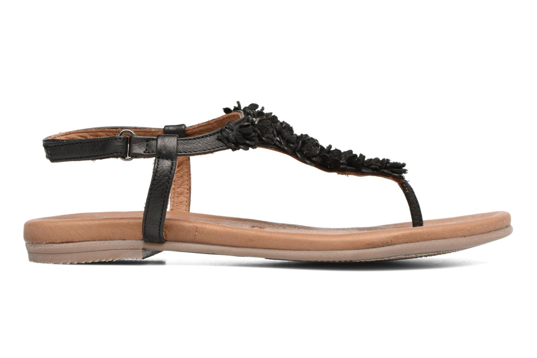Sandales et nu-pieds Tamaris Sanve Noir vue derrière