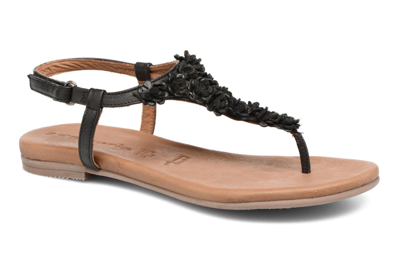 Sandales et nu-pieds Tamaris Sanve Noir vue détail/paire