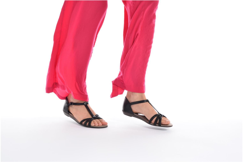 Sandaler Tamaris Carthame Pink se forneden