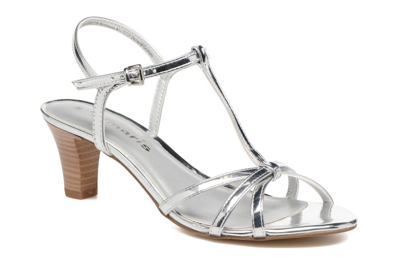 Sandales et nu-pieds Tamaris Carline Argent vue détail/paire