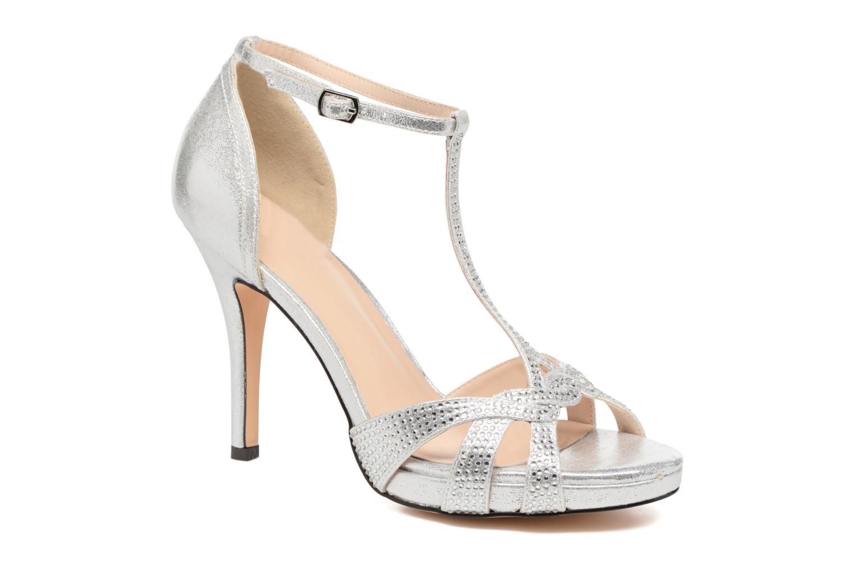 Sandaler Menbur VADUZ Sølv detaljeret billede af skoene