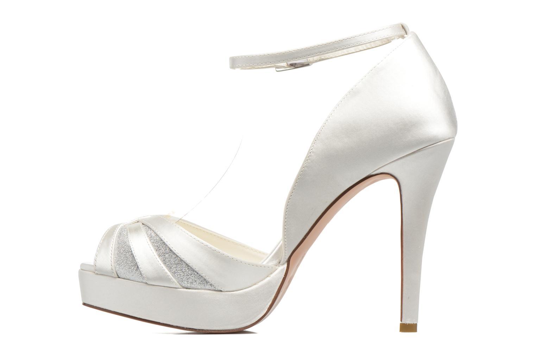 High heels Menbur FE White front view