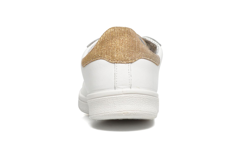 Baskets Ippon Vintage Wild Sparks Or et bronze vue droite