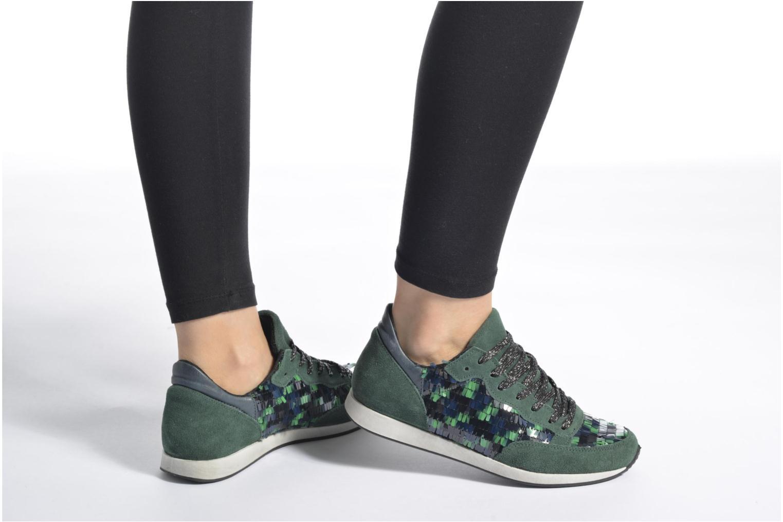 Sneakers Ippon Vintage Run Luxury Brun se forneden