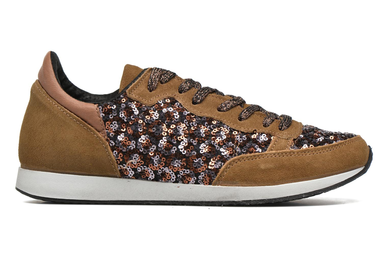 Sneakers Ippon Vintage Run Luxury Brun se bagfra