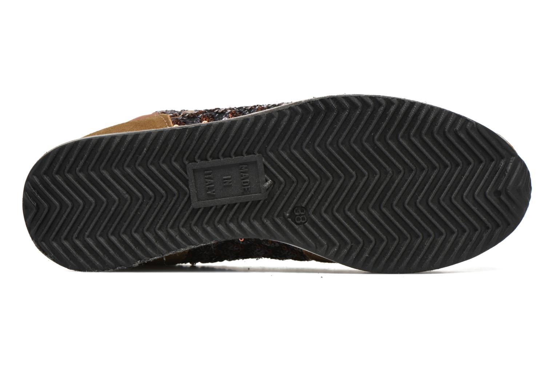 Sneakers Ippon Vintage Run Luxury Brun se foroven