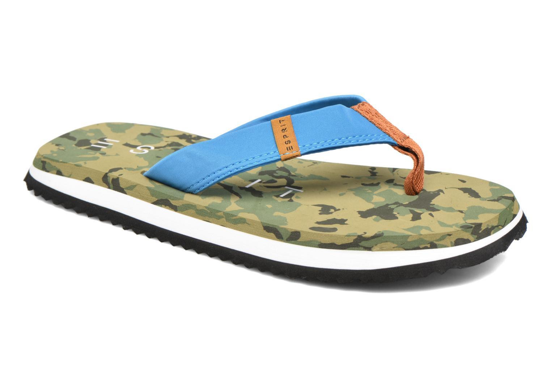 CAMOU SURF Blue