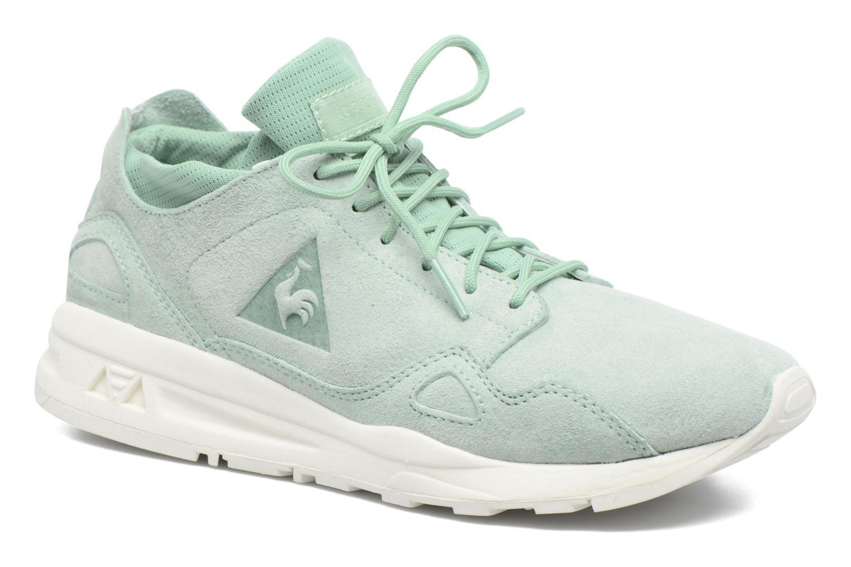 Sneakers Le Coq Sportif Lcs R Flow Nubuck Verde vedi dettaglio/paio
