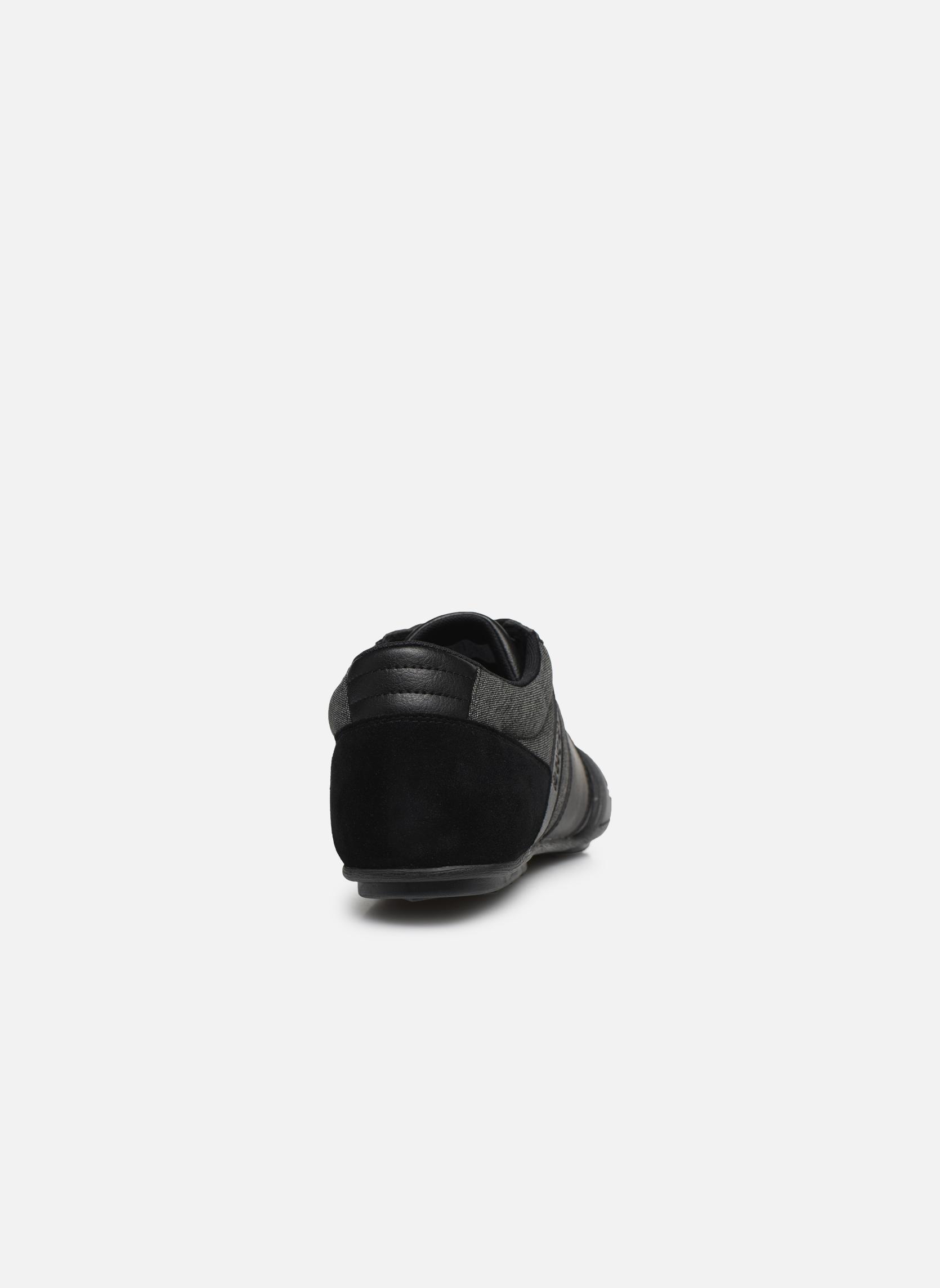 Baskets Le Coq Sportif Andelot S Lea/Suede Noir vue droite