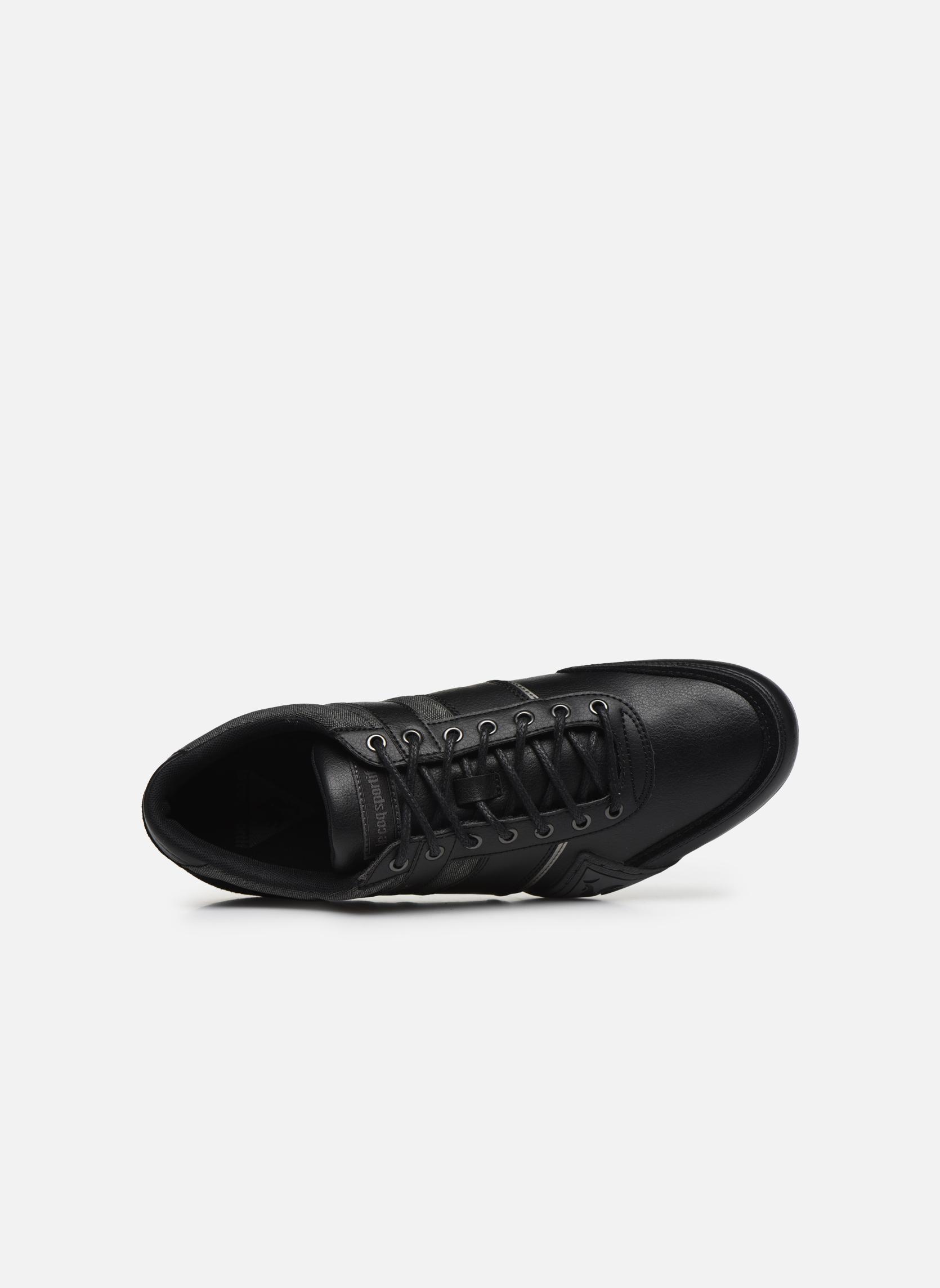 Baskets Le Coq Sportif Andelot S Lea/Suede Noir vue gauche