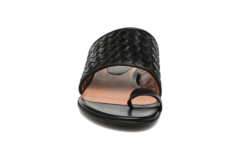Mules & clogs Billi Bi Ancona Black model view