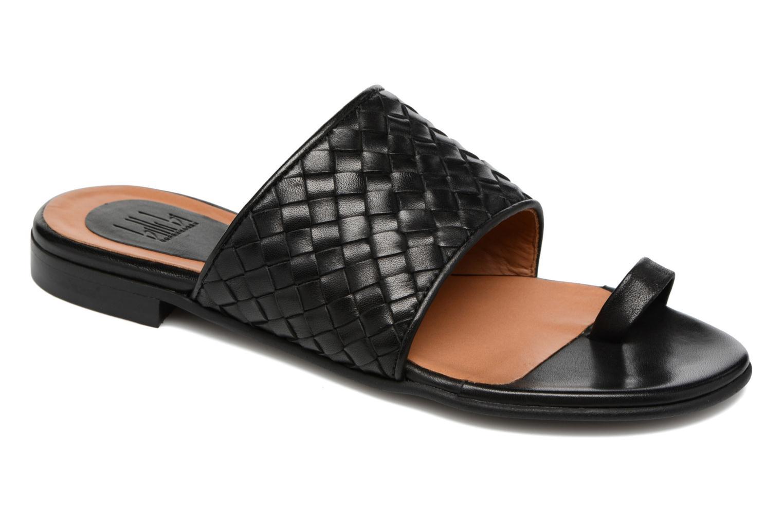 ZapatosBilli Bi Ancona (Negro) Gran - Zuecos   Gran (Negro) descuento e3110e