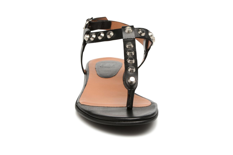 Sandales et nu-pieds Billi Bi Amarena Noir vue portées chaussures