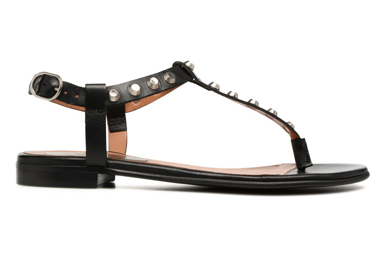Sandales et nu-pieds Billi Bi Amarena Noir vue derrière