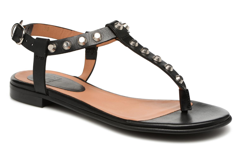 Sandales et nu-pieds Billi Bi Amarena Noir vue détail/paire