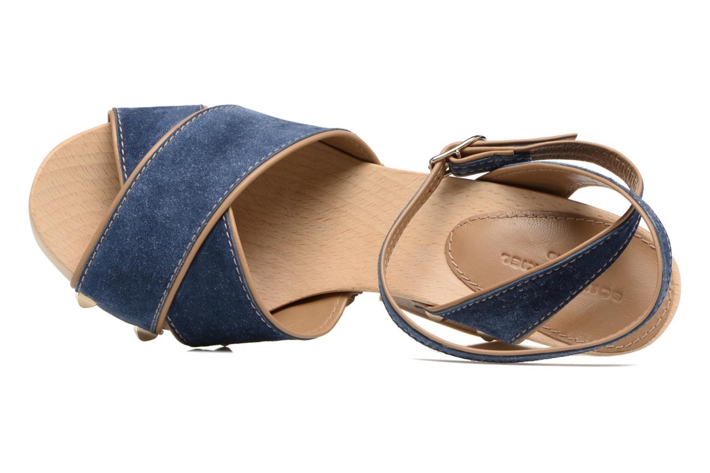 Sandales et nu-pieds Sonia Rykiel Sandale Sabot Bleu vue gauche