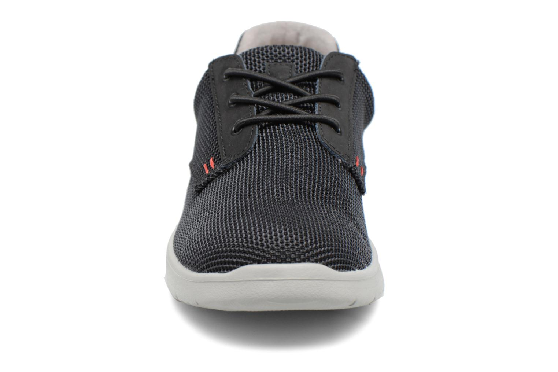 Baskets UGG K Ellerson Knit Noir vue portées chaussures
