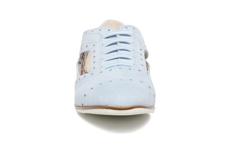 Lace-up shoes I Love Shoes BLEST Blue model view