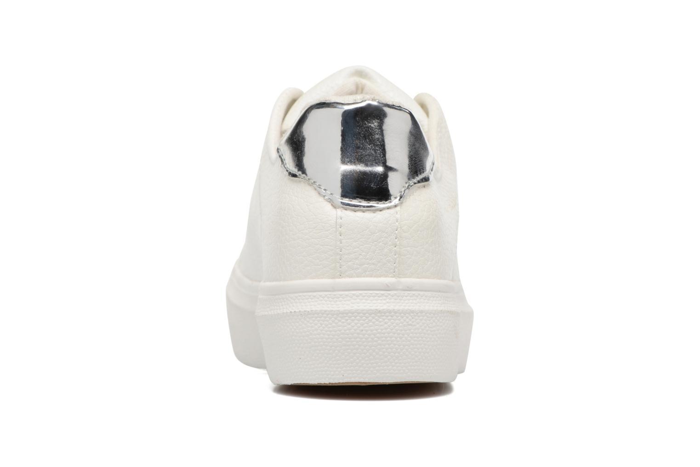 Baskets I Love Shoes BLIDE Blanc vue droite
