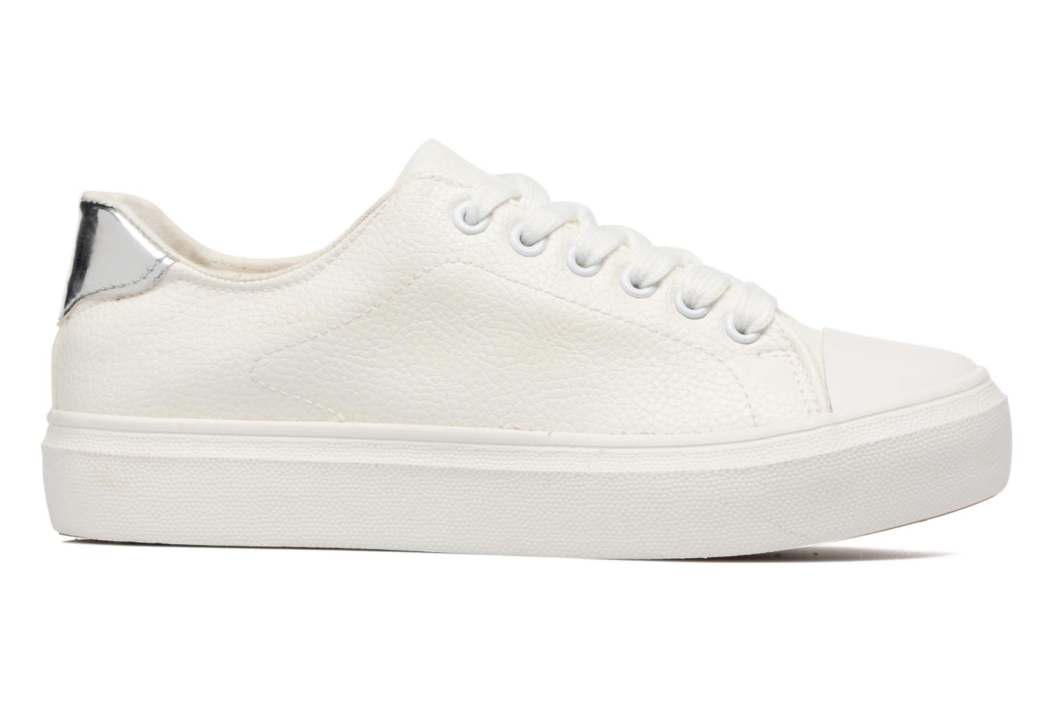 Trainers I Love Shoes BLIDE White back view