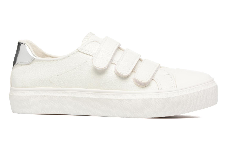 Baskets I Love Shoes BLOIVE Blanc vue derrière