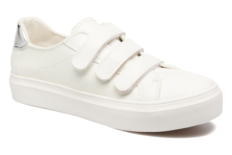 Baskets I Love Shoes BLOIVE Blanc vue détail/paire