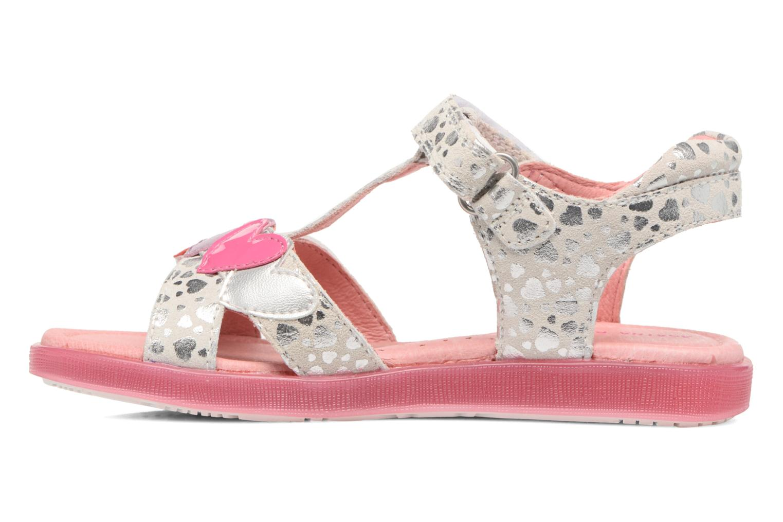 Sandales et nu-pieds Agatha Ruiz de la Prada Swing 1 Blanc vue face