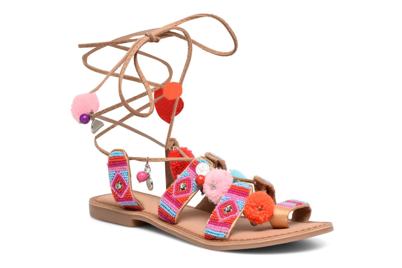 Sandales et nu-pieds Gioseppo New Omahas Multicolore vue détail/paire