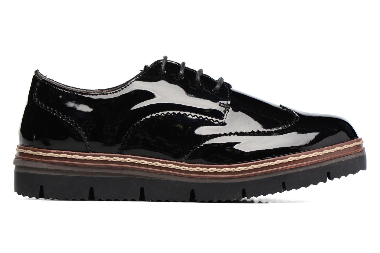 Schnürschuhe I Love Shoes thalweg schwarz ansicht von hinten