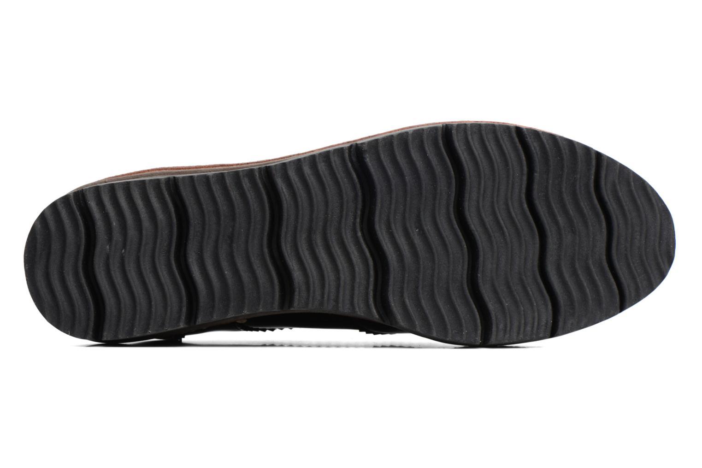Schnürschuhe I Love Shoes thalweg schwarz ansicht von oben