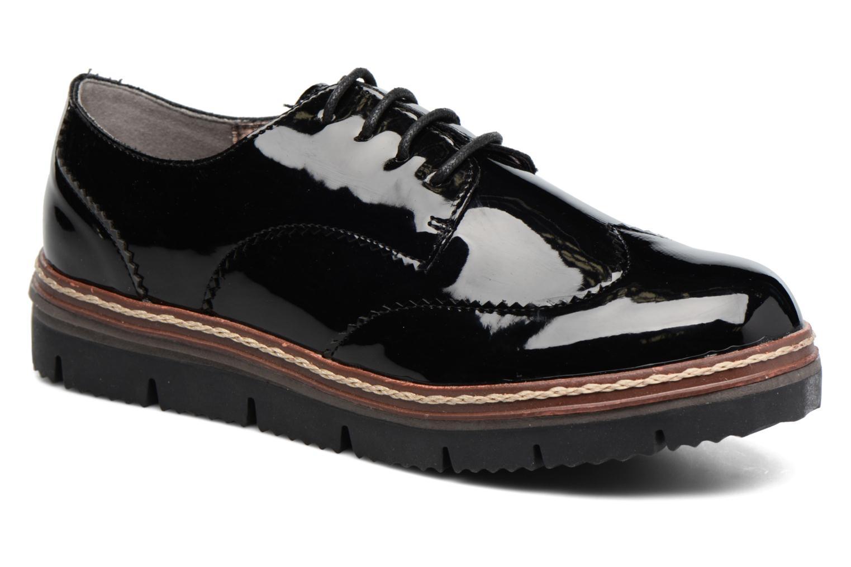 Schnürschuhe I Love Shoes thalweg schwarz detaillierte ansicht/modell