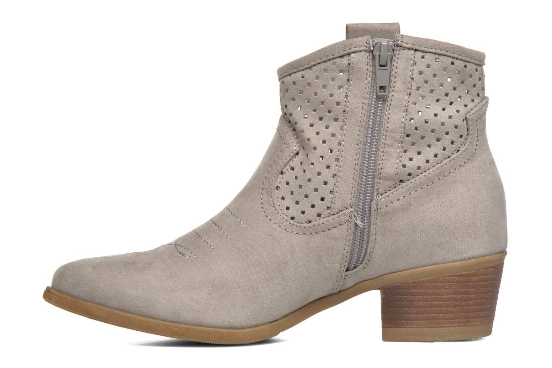 Botines  I Love Shoes thunbin Gris vista de frente