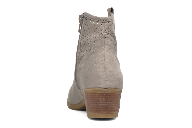 Bottines et boots I Love Shoes thunbin Gris vue droite