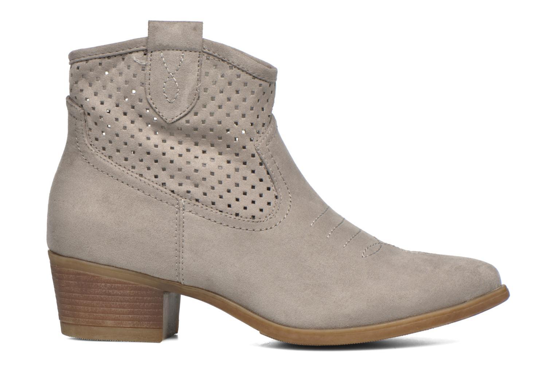 Bottines et boots I Love Shoes thunbin Gris vue derrière
