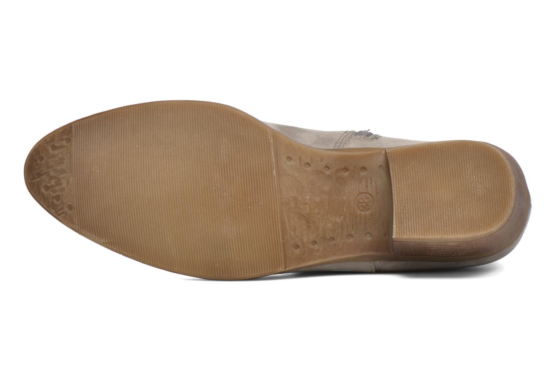 Botines  I Love Shoes thunbin Gris vista de arriba