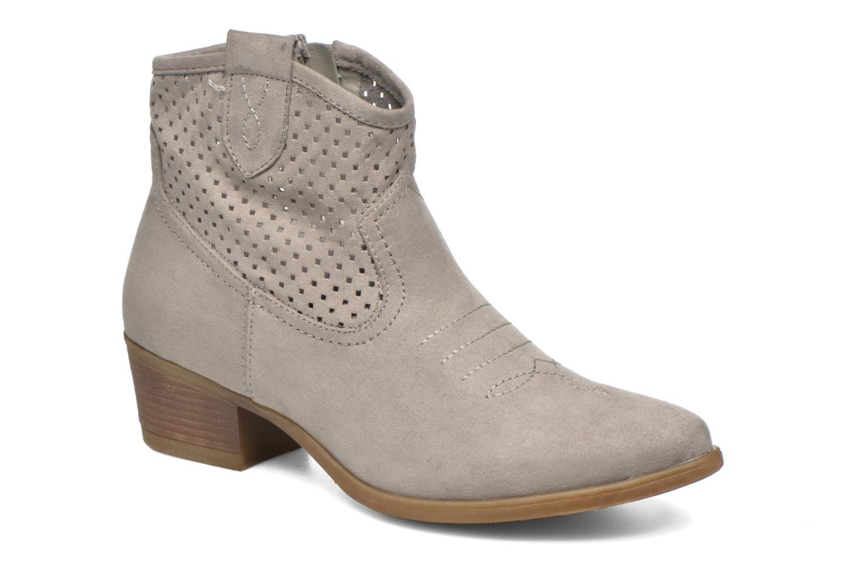 Bottines et boots I Love Shoes thunbin Gris vue détail/paire