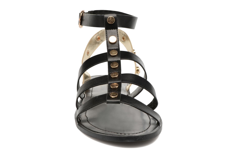Sandales et nu-pieds I Love Shoes THEAHIGHT Noir vue portées chaussures