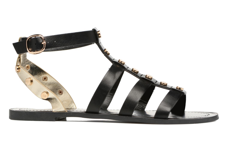 Sandales et nu-pieds I Love Shoes THEAHIGHT Noir vue derrière