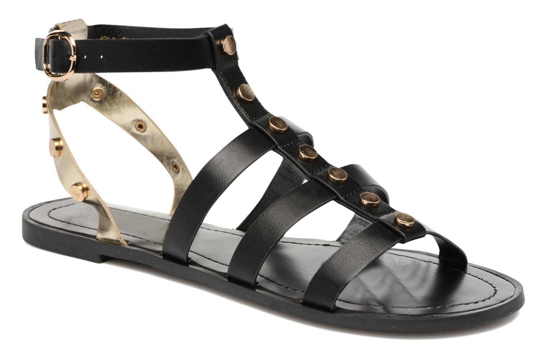 Sandales et nu-pieds I Love Shoes THEAHIGHT Noir vue détail/paire