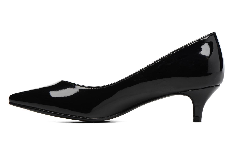 Høje hæle I Love Shoes THORA Sort se forfra