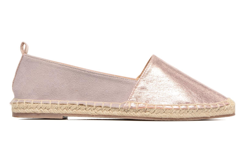 Alpargatas I Love Shoes THETE Rosa vistra trasera