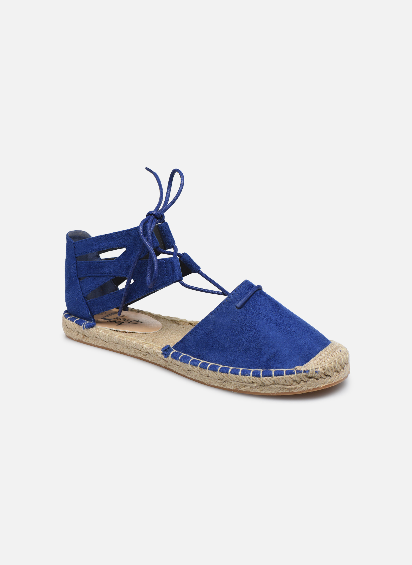 Espadrilles I Love Shoes THYADE Blauw detail