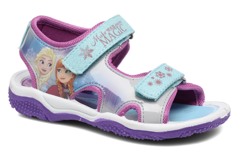 Sandales et nu-pieds Frozen NESS Bleu vue détail/paire