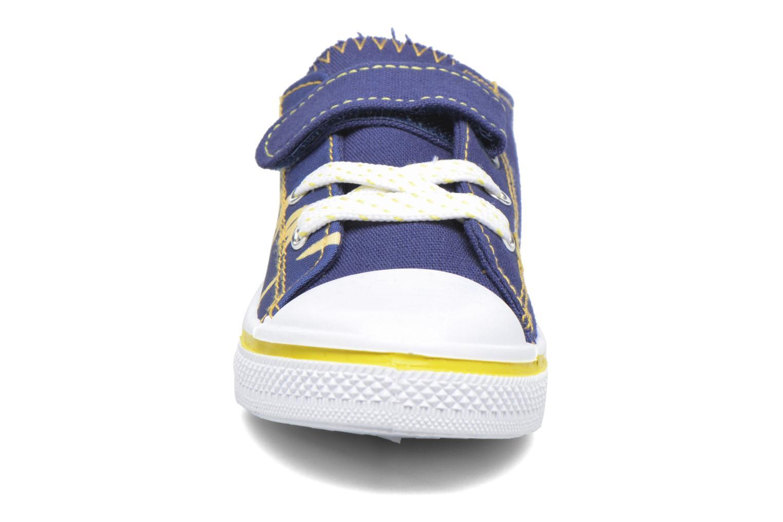Sneakers Minions Nino Blå se skoene på