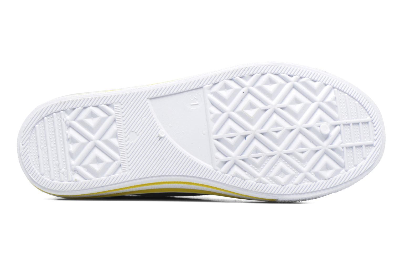 Sneakers Minions Nino Blå se fra venstre