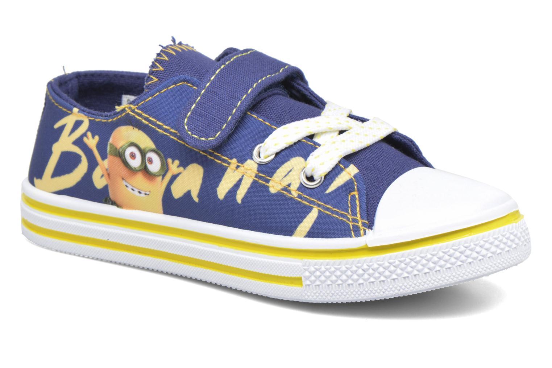 Sneakers Minions Nino Blå detaljeret billede af skoene