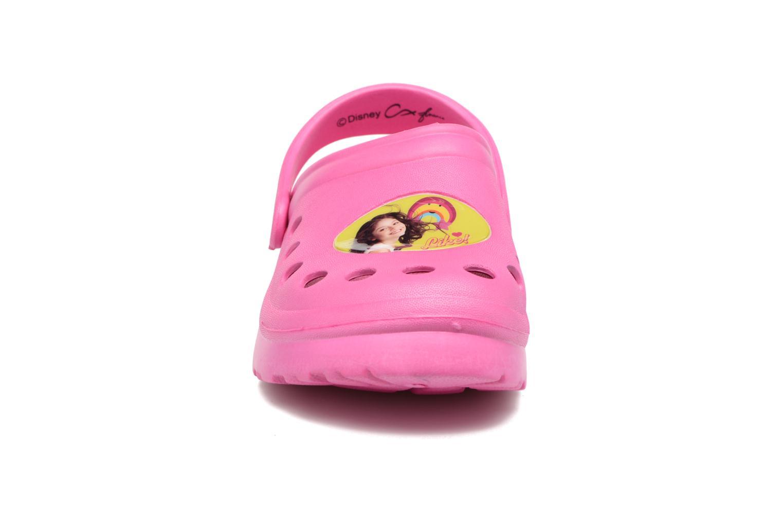 Sandales et nu-pieds Soy Luna TARTINE Rose vue portées chaussures